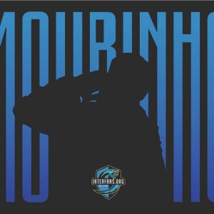 "Interfans.org on Instagram: ""Mou uno di noi, sempre !! ⚽️   ⚫ #Interfansorg #interfans #inter #ucl #championsleague #josè #mourinho #mou #specialone #numberone…"""
