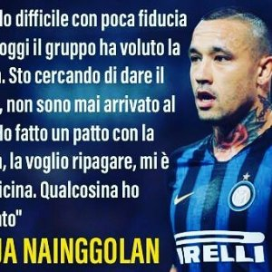 "Interfans.org on Instagram: ""#Nainggolan dopo #ParmaInter"""