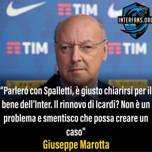 "Interfans.org on Instagram: ""#Marotta su #Icardi"""