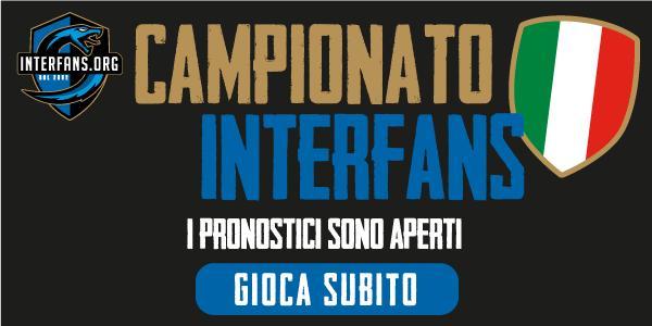Campionato tifosi Inter